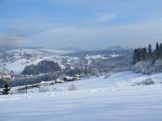 Výhled na Bukovec