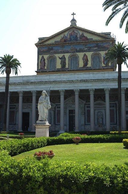 Basilika sv.Pavla za Hradbami