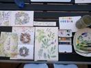 Náhledový obrázek k článku HOST DEDENÍKU – Daniela: Akvarelové prázdniny